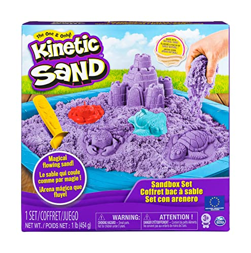 Kinetic Sand Sandcastle Set - Assorted Color from Kinetic Sand