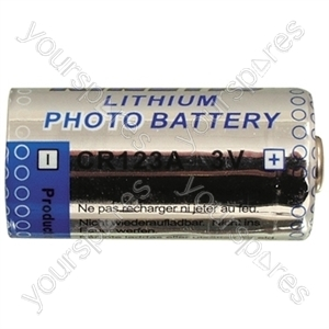 Kinetic Lithium Photo Battery from Kinetic