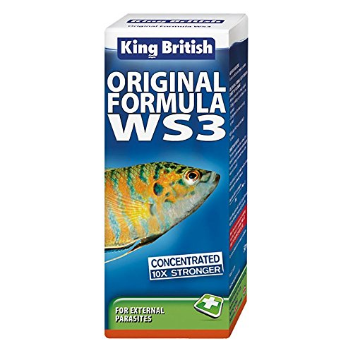 King British XT Strong Whitespot WS3 (50ml) from King British
