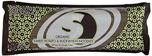 (4 PACK) - King Soba - Org Swt Potato Bwheat Noodles | 250g | 4 PACK BUNDLE from King Soba