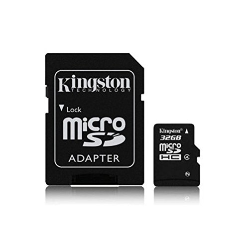 Kingston 32GB Micro SD Memory Card For Sony Xperia M2 Mobile from Kingston
