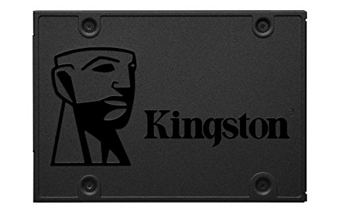 Kingston SA400S37/240G SSD A400 240 GB Solid State Drive (2.5 Inch SATA 3) from Kingston