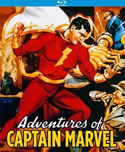 Adventures of Captain Marvel (12 Chapter Serial) [Blu-ray] from Kino Classics
