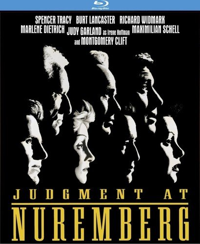 Judgment at Nuremberg (Special Edition) [Blu-ray] from Kino Classics