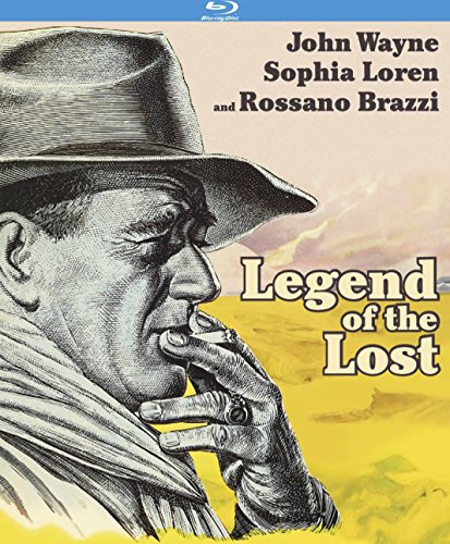 Legend of the Lost [Blu-ray] from Kino Classics