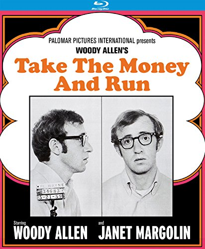 Take the Money and Run [Blu-ray] from Kino Classics