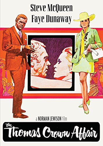 The Thomas Crown Affair (50th Anniversary Special Edition) from Kino Classics