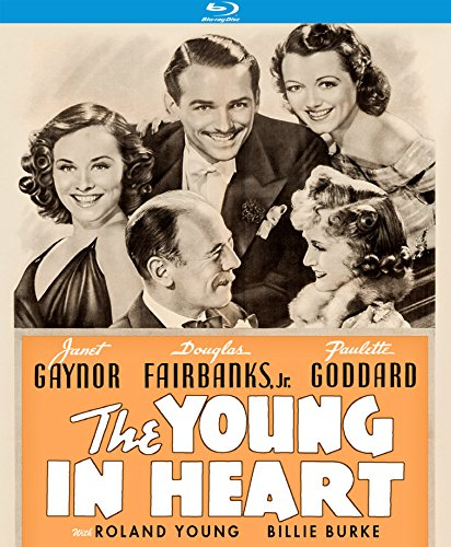 The Young in Heart [Blu-ray] from Kino Classics