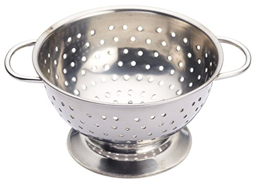 Kitchen Craft 10 cm Stainless Steel Mini Novelty Colander from KitchenCraft