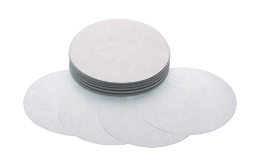 KitchenCraft Wax Paper Burger Discs, 8.5cm (Pack of 250) from KitchenCraft