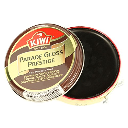 Kiwi Parade Gloss in Brown 50ml tin from Kiwi