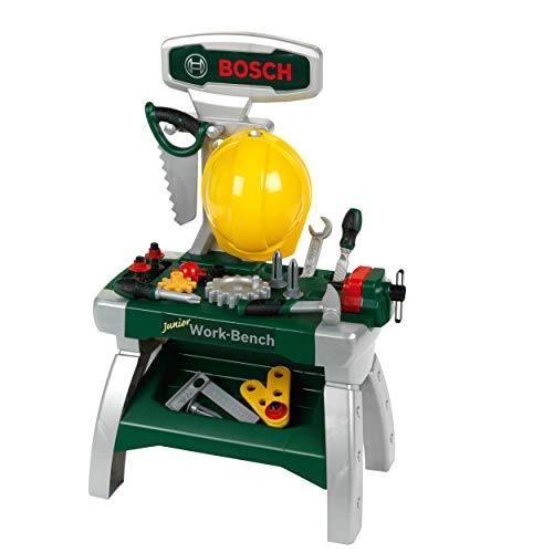 Theo Klein 8612 - Bosch Workbench Junior from Theo Klein
