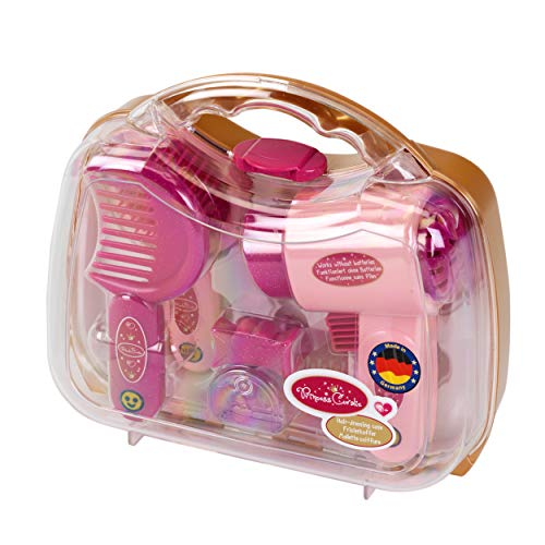 Theo Klein 5273 Princess Coralie Hairdryer Case, Toy, Multi-Colored from Theo Klein