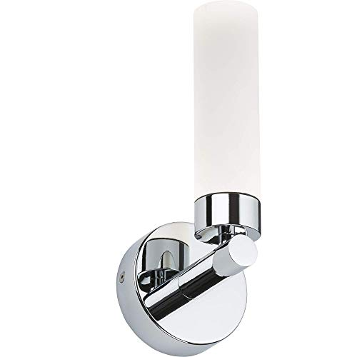 Knightsbridge LED Bathroom Light, 3 W, Polished Chrome from Knightsbridge