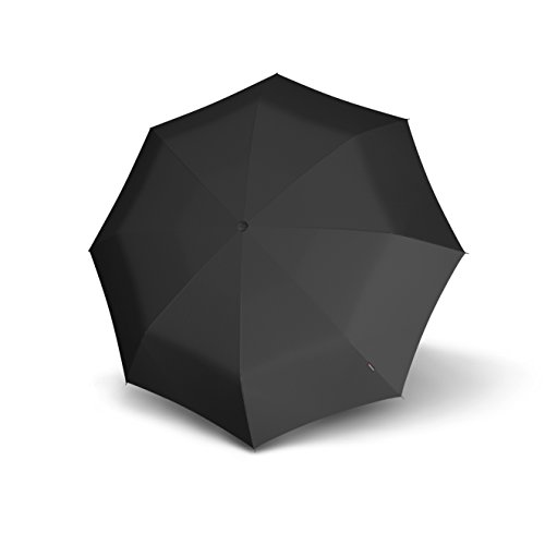 Knirps 806 Floyd Super-Compact Duomatic Auto Open/Close Umbrella, Black from Knirps