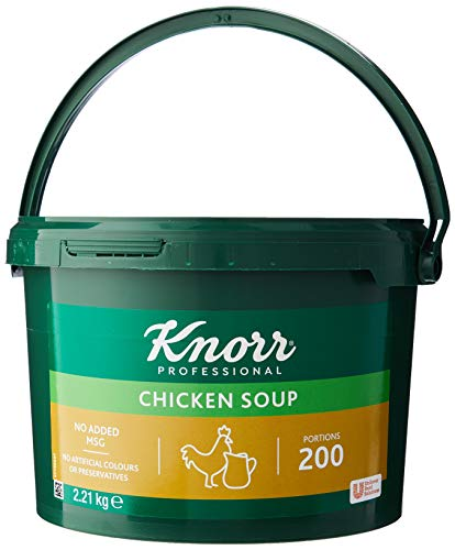 Knorr 123 Chicken Soup 200 Portions from Knorr
