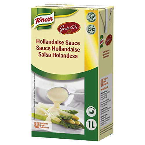 Knorr Hollandaise Sauce - Pack Size = 1x1ltr from Knorr