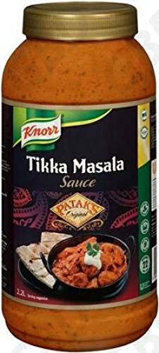 Knorr Tikka Masala Sauce 2.2l from Knorr