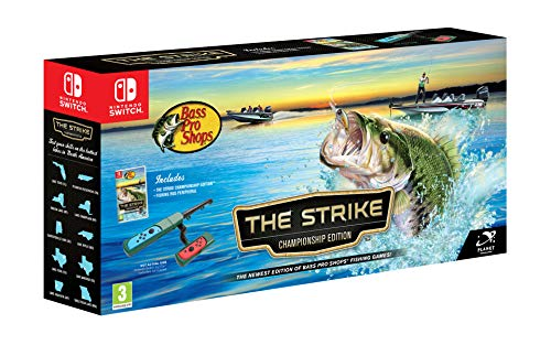 Bass Pro Shops The Strike - Championship Edition (Nintendo Switch) from Koch Distribution