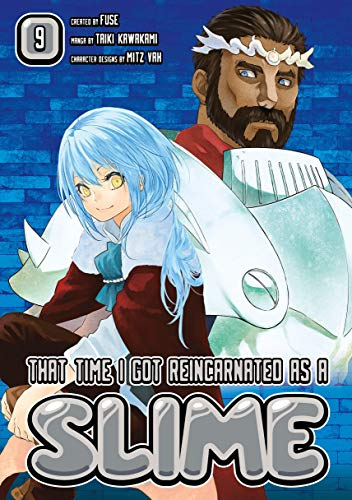 That Time I Got Reincarnated as a Slime 9 from Kodansha Comics
