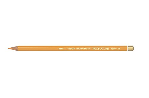 KOH-I-NOOR 3800 Artists Coloured Pencil - Naples Yellow (Box of 12) from Koh-I-Noor