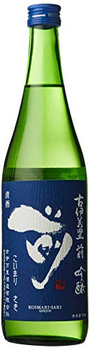 Koimari Saki Ginjo Sake, 720 ml from Koimari