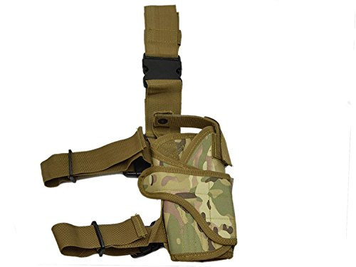 Kombat Tactical Leg Holster Multicam from Kombat UK