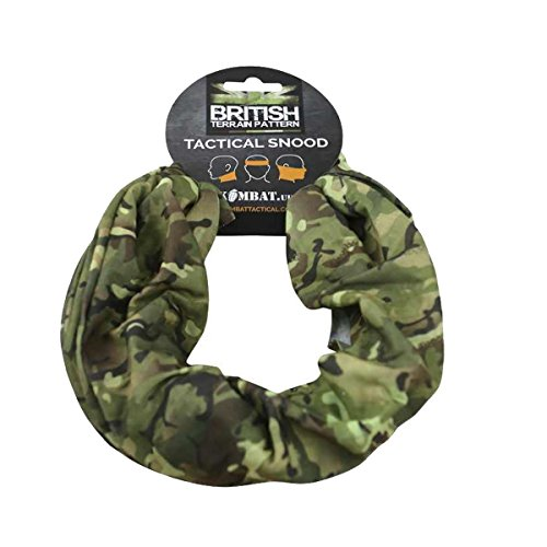 Kombat UK Tactical Snood - BTP from Kombat UK