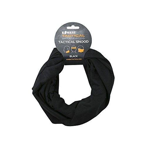 Kombat UK Tactical Snood - Black from Kombat