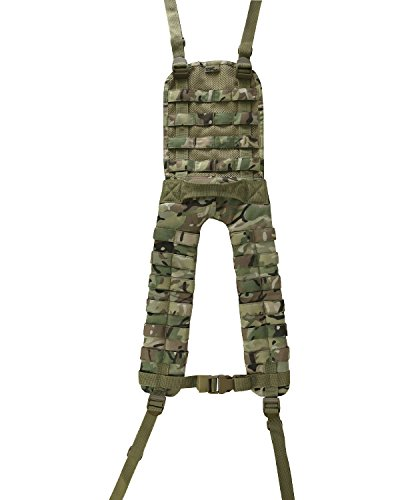 Kombat Molle Webbing Battle Belt Yoke BTP MTP from Kombat