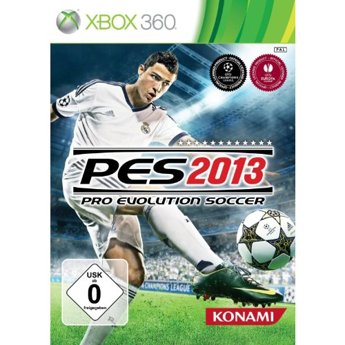 Pro Evolution Soccer 2013 [German Version] from Konami