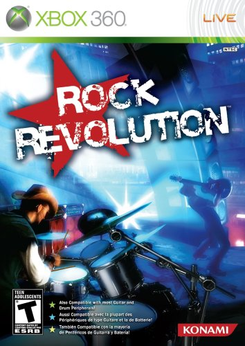 Rock Revolution / Game from Konami