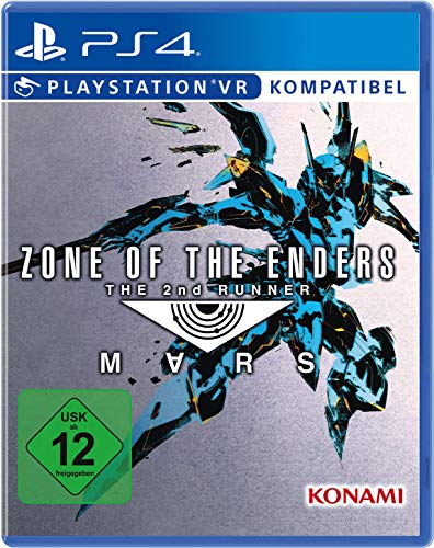 Zone Of The Enders 2nd Runner: Mars (PS4) from Konami