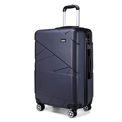 a55e3a57a Kono 20 Inch Cabin Luggage Super Lightweight PC Hard Shell Trolley Travel  Case with 4 Wheels