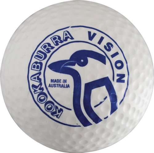 Kookaburra Dimple Vision Hockey Balls - White from Kookaburra