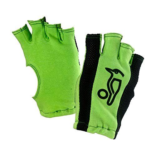 Kookaburra Fingerless Cricket Batting Inner - Green/Black, Men's from KOOKABURRA