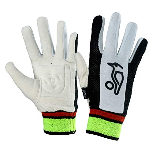 KOOKABURRA PADDED CHAMOIS WICKET KEEPING INNERS from KOOKABURRA