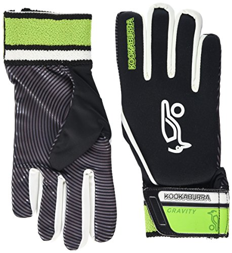 kookaburra Unisex Gravity XS (Pair) Hockey Protective Equipment, Black/White, X-Small from Kookaburra