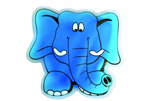 Koolpak Elly The Elephant Reusable Hot and Cold Pack from Koolpak