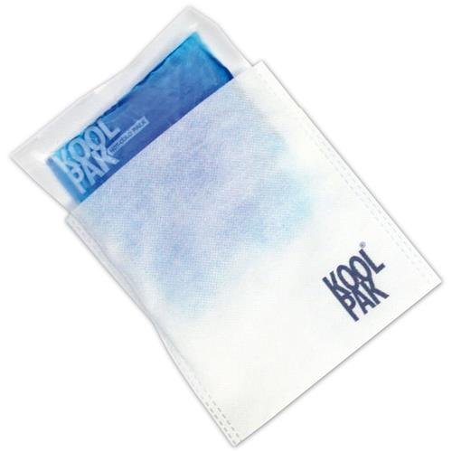 Koolpak Hot/Cold Pack Cover - 14 x 15cm - Pack of 20 from Koolpak