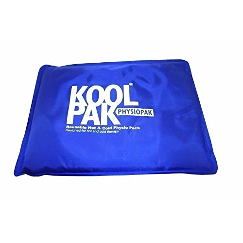 Koolpak Luxury Reusable Hot and Cold Physio Pack 36 x 28cm from Koolpak