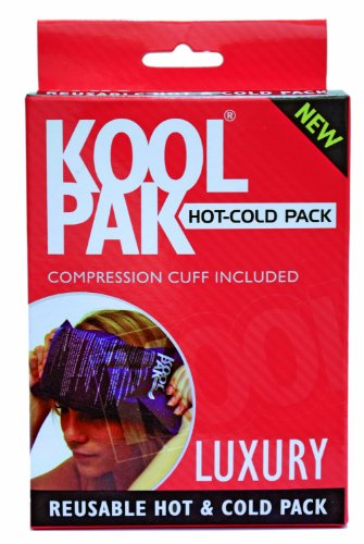 Koolpak Luxury Reusable Hot and Cold Retail Pack from Koolpak