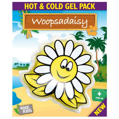 Koolpak Woopsadaisy Reusable Hot and Cold Pack from Koolpak