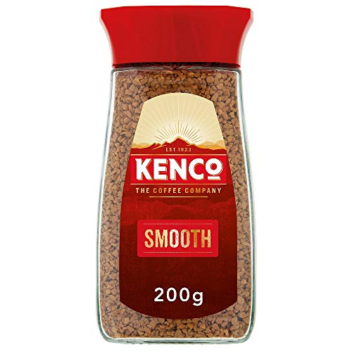 Kenco Smooth Coffee 200 g (Pack of 6) from Kraft