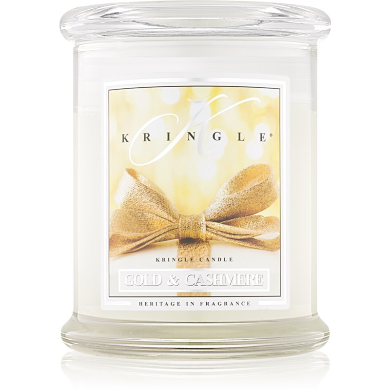 Kringle Candle Gold & Cashmere scented candle 411 g from Kringle Candle