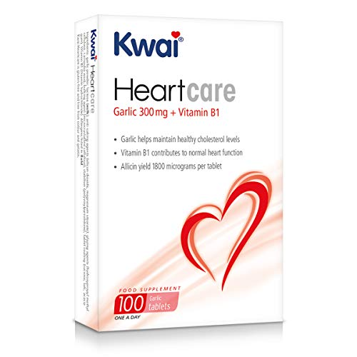 Kwai Heartcare One A Day Tablets Pack of 100 from Kwai