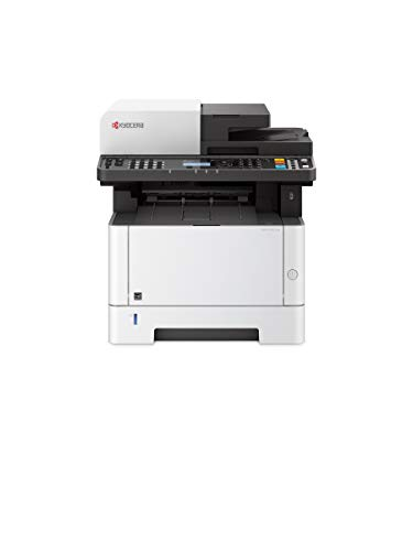 KYOCERA ECOSYS M2135dn 3-in-1 Black and White Multifunction Printer. Print, Copy & Scan. Mobile Printing Support from Kyocera