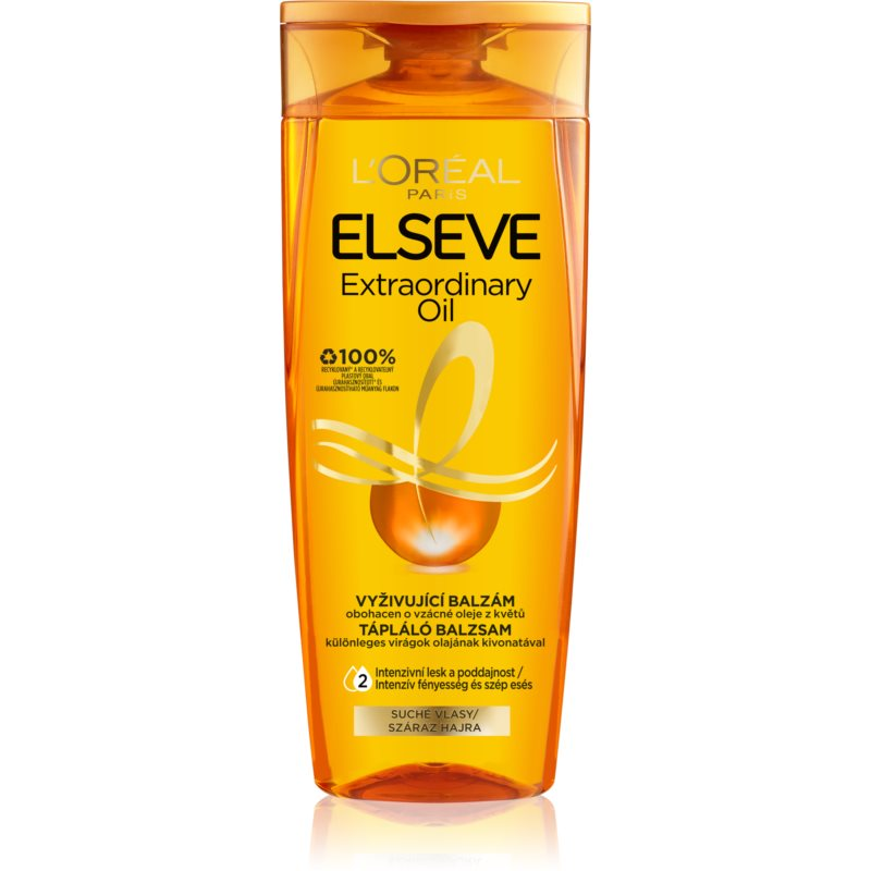 L'Oréal Paris Elseve Extraordinary Oil Nourishing Shampoo For Dry Hair 400 ml from L'Oréal Paris