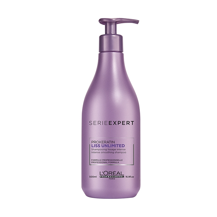 L'Oréal Serie Expert Liss Unlimited Prokeratin Shampoo 500 ml from L'Oréal Professionnel