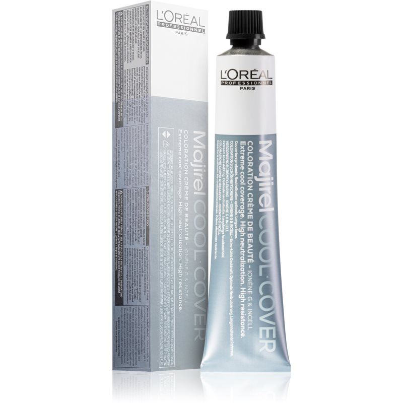 L'Oréal Professionnel Majirel Cool Cover Hair Color Shade 5 Light Brown  50 ml from L'Oréal Professionnel
